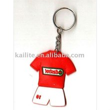 2012 Customized Rubber Keychains