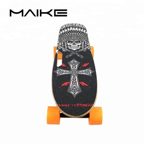 2018 the best 7 ply maple deck cheap electric fish skateboard China wholesale mini electric skateboard boosted board for adult