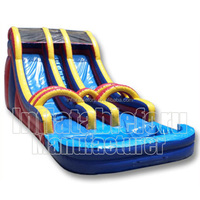 20 foot jumbo water slide inflatable for sale