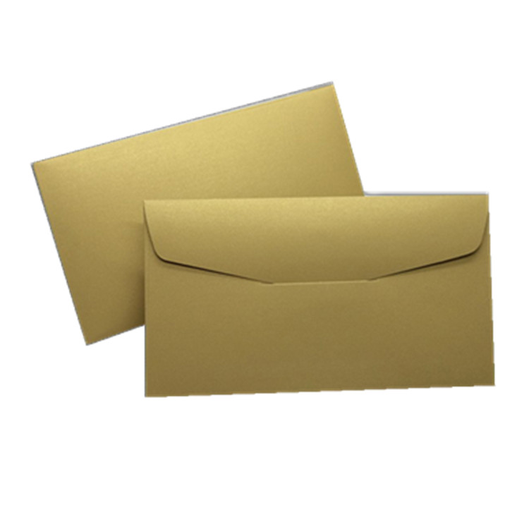 Factory Price Pearl Paper Custom Cheap Envelops for Invitations