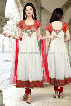 New Letest Designer Salwar Kameez Bridal Dress Designs Of Indian Anarkali Dresses For Formal Frocks