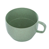 Amazon Eco-friendly Coffee Tea Milk Drink Cup For Home Office Nordic Style Plastic Tea Cups Eco-Friendly Wheat Straw Cup