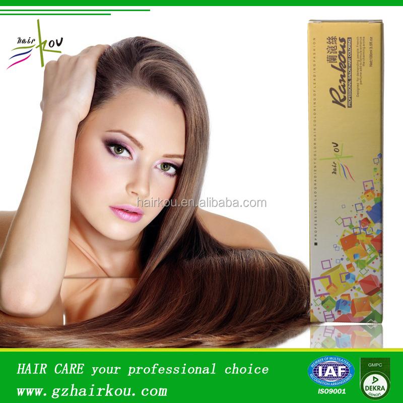 naturel bio couleur de cheveux pour salon de coiffure utilisation - Coloration Professionnelle Bio