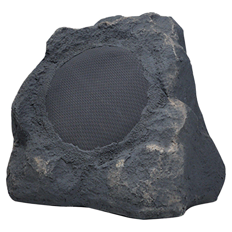 Outdoor Speaker Depot Audio BTR800 8-Inch 60-Watt All-Weather Bluetooth Wireless Rock Speakers, Pair (Brown, Slate and Grey)