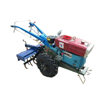 Agricultural equipment Farm Machinery 2 wheel walking tractor price