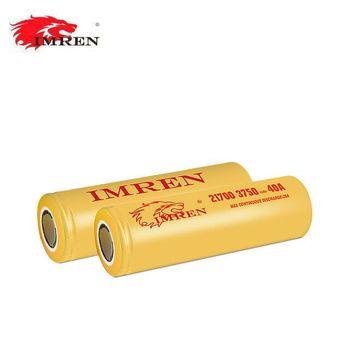 Imren 21700 3750mah 40a Hybrid Battery Cell
