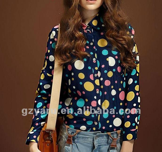 fashion blouse with beads