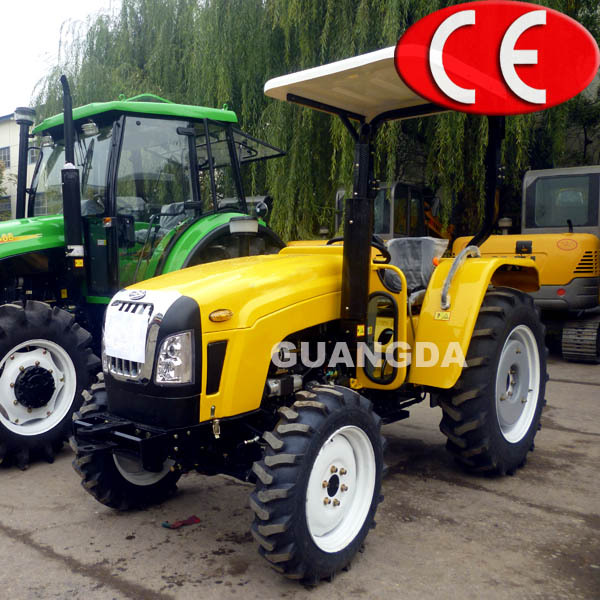 China Latest45hp Small Tractor /mahindra Mini Tractor Price