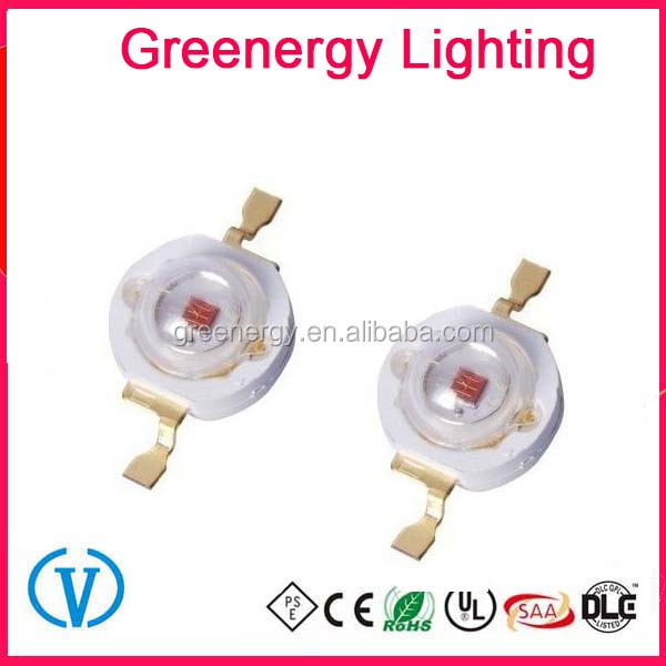 Alibaba Express High Power 3W 1W IR Infared LED 970nm 980nm 1000nm
