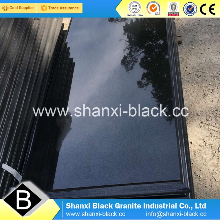 Shanxi Black With Golden Spots Golden Dots Granite