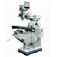 High quality turret nc milling machine machin head
