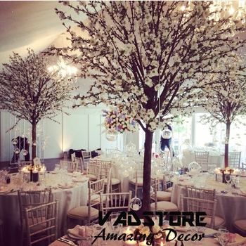6ft Artifiical Cherry Blossom Table Wedding Centerpiece Tree Mini Artificial