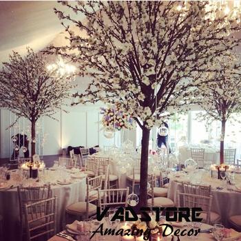 6ft Artifiical Cherry Blossom Table Wedding Centerpiece Tree Mini ...