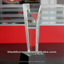 Nieuwe producten k9crystal decoratie craft gift delicate crystal trophy cup crystal memento