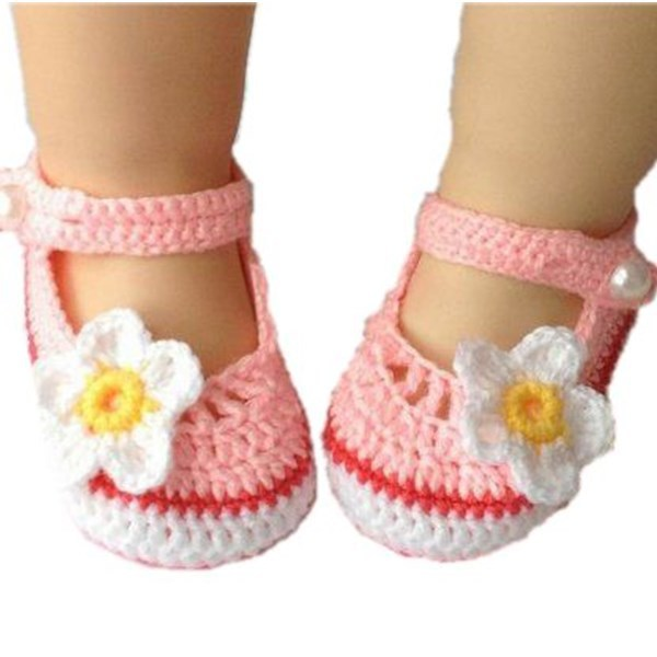 Cheap Crochet Baby Sandals Free Pattern Find Crochet Baby Sandals