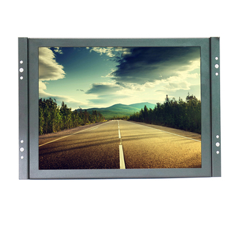 8 inch 1024*768 open frame lcd monitor for cctv