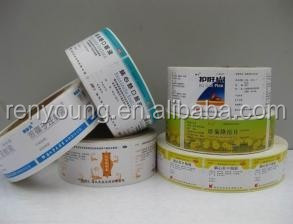 Top Quality Custom Design Adhesive sticker Tesosteron Undecanoate