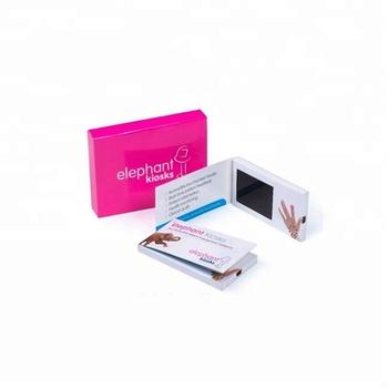 Werbe Video Broschüre 2 4 Zoll Digital Video Visitenkarte Buy Video Visitenkarte Video Broschüre Lcd Video Karte Product On Alibaba Com
