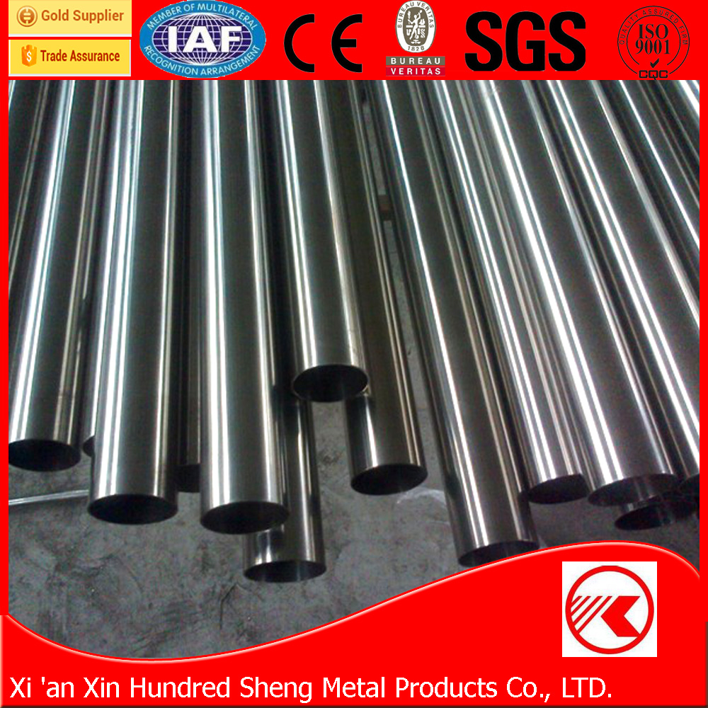 Stainless Steel Welded Pipes Astm Sa 312 tp 316l / tp 304l