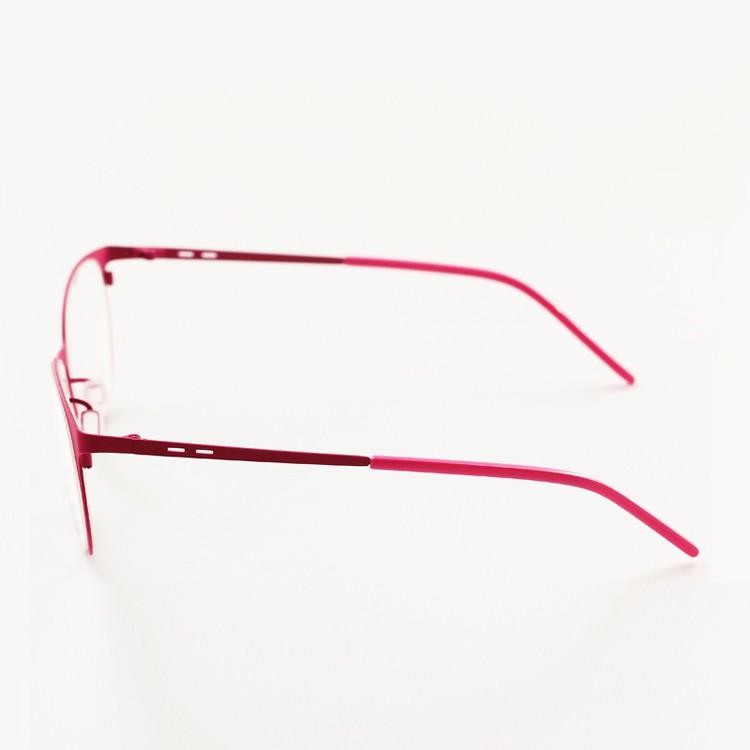 31f6134c05 Wholesale- Laura Fairy Ultra-thin Stainless Steel Eye Glasses Frames ...