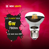 Best selling products 8w e27 IC driver led filament dimmable r63