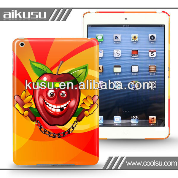 2013 silicone case for mini ipad with fashionable design