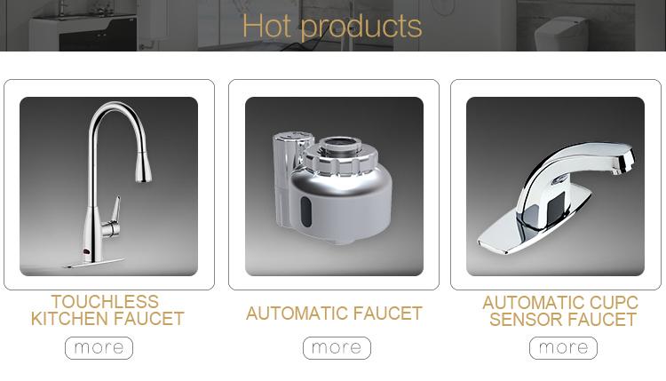 Bagno auto flush elettrovalvola, automatico di ritardo valvola di scarico wc