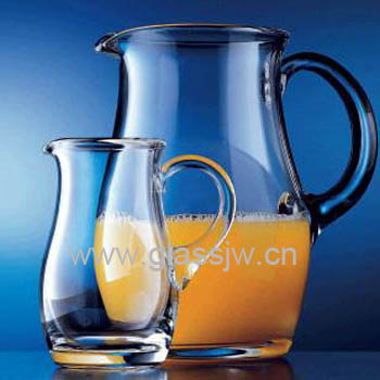 1 Litre Glass Water Pitcher