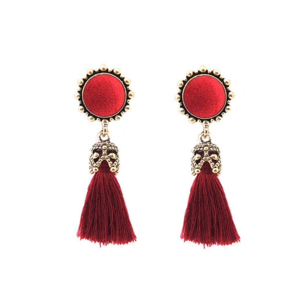 Cheap Caroline Tassel Fashion Earrings ea47eae823e7