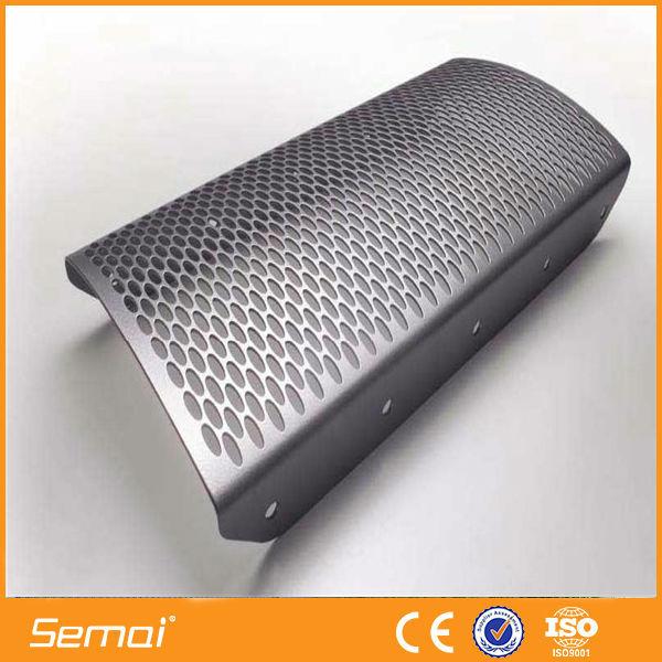 Chapa perforada chapa perforada galvanizada acero - Precio chapa ondulada galvanizada ...