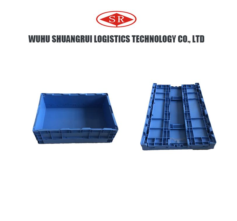 Faltbare kunststoff transport umsatz lagerung box