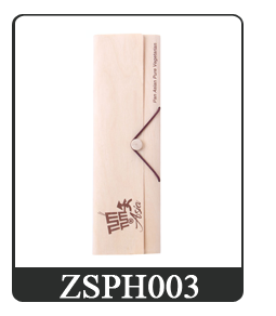 Round tube birch soft bark cylindrical wooden packaging box for gift
