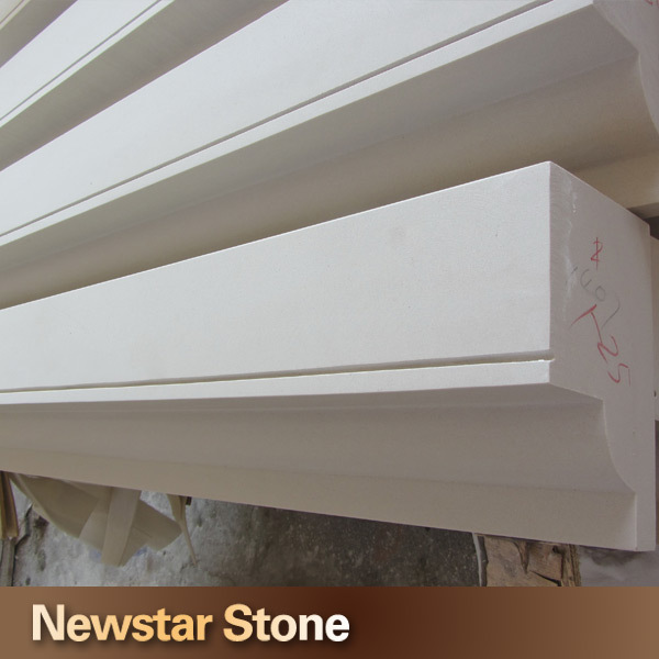 Architectural Molding Product : European standard sandstone decorative corner molding