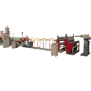 Plastic Extruder EPE Foaming Machine Manufacturer Production Line