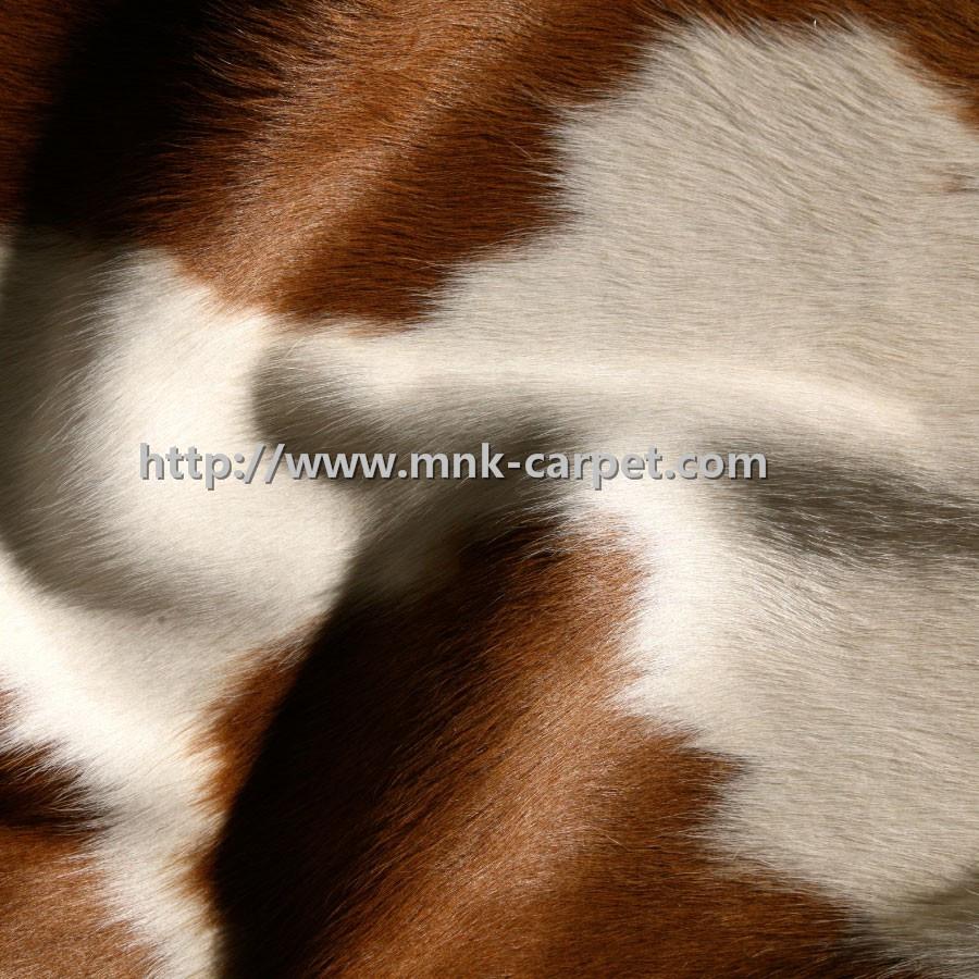 Natuurlijke volledige koeienhuid tapijt kamers tapijten tapijt ...