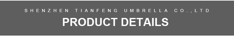 21 inch x 9 k pongee fabric umbrella auto open folding umbrella parts