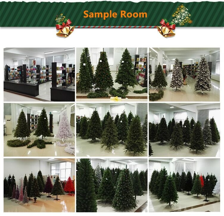 most popular snowing artificial christmas tree