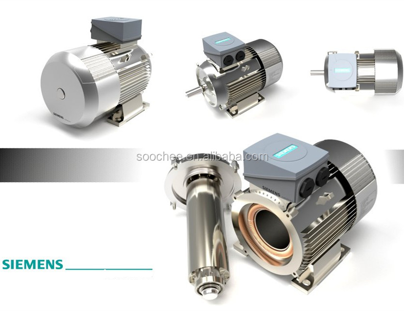 SIEMENS 11KW 3Phase Electric Motor for belt conveyor machine
