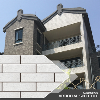 Admirable Good Price Super White Split Face Exterior Wall Brick Tiles Front House Exterior Wall Design Foshan Ceramics Wall Tiles Factory Buy Outside Wall Download Free Architecture Designs Viewormadebymaigaardcom