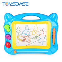 Regalo Articulos Promocionales Large Size Colorful Kids Magic Plastic Magnetic Erasable Digital Drawing Board