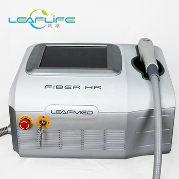 portable Fiber laser hair removal machine Epilation promotional depitime hair removal Epilator removal crystal pads