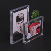 a5 magnetic acrylic photo frame