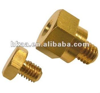 Hex Brass Bolt Extender Side Battery Terminal Extension