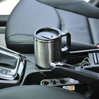 Car Heating Cup 12V Electric Kettle Cars Thermal Heater Cups