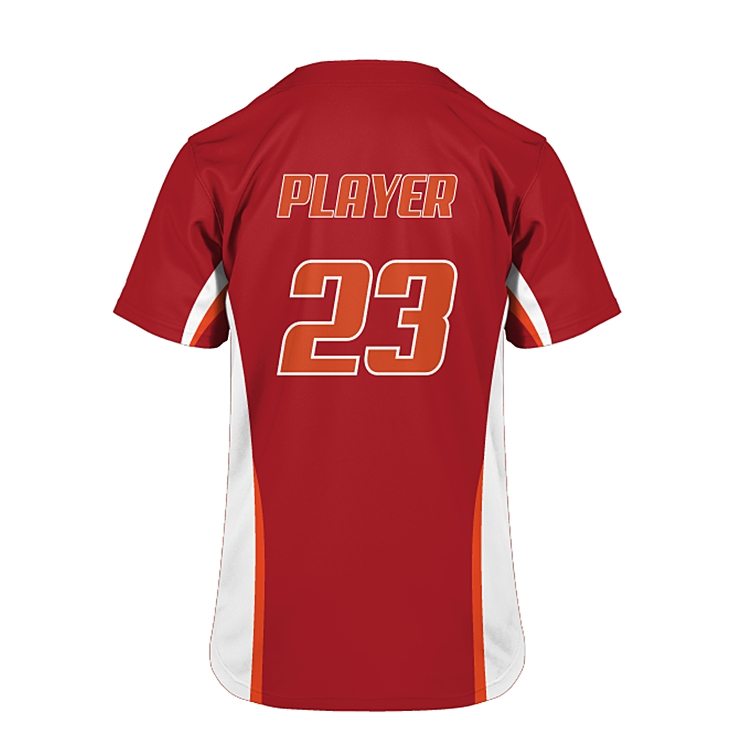 Hot sale custom made top quality wholesale baseball jersey