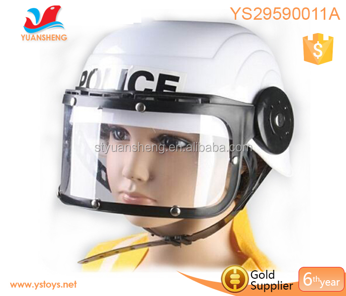 Justice warrior kids open face helments military set hot sale plastic pilot helmet