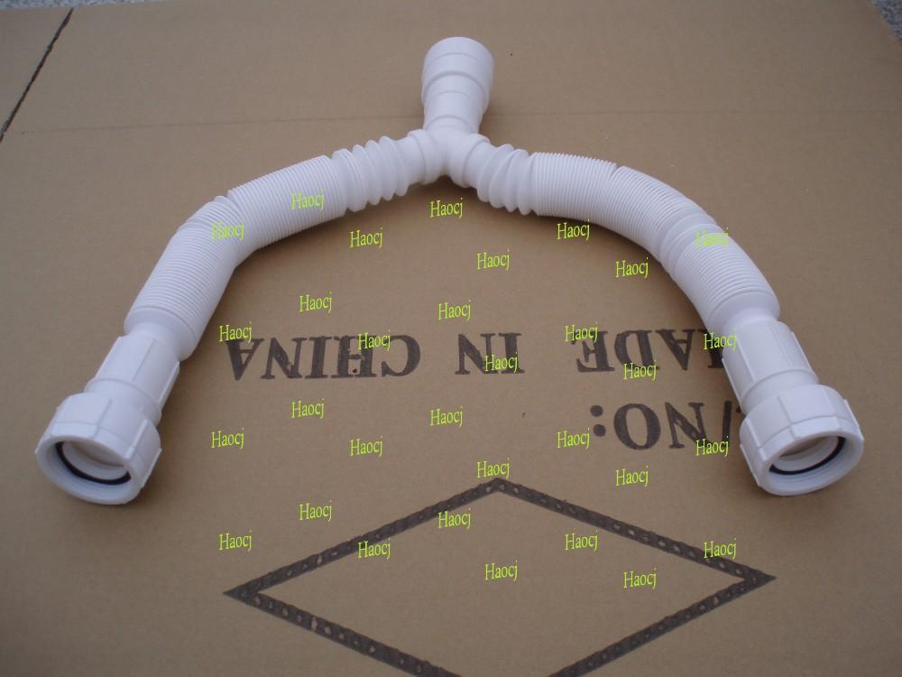pvc kunststoff waschbecken schlauch restebecken