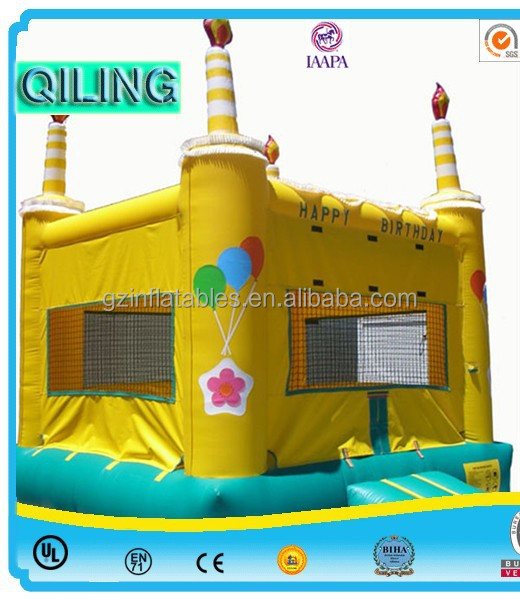 china oxford cloth mini size inflatable cheap bouncer slide combos for children wholesale