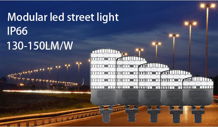 New design ip67 150w led street light 150w