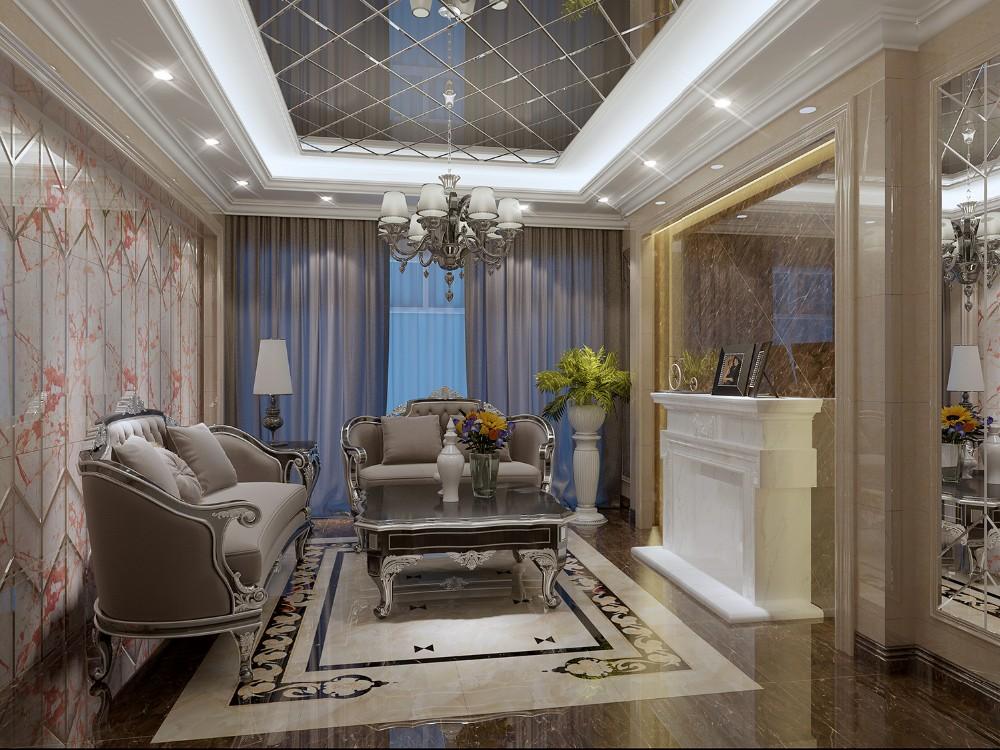 Foshan Price Pink Gray Italian Stone Flooring 34x34 Floor Tile In ...